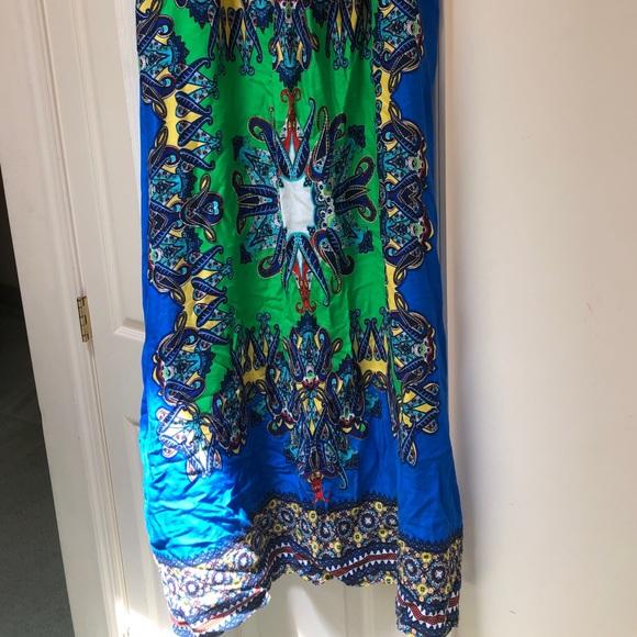 miami Dresses & Skirts - Colorful maxi skirt